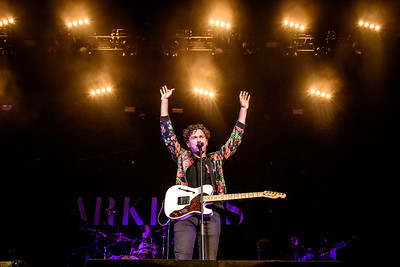 Arkells Perform in Toronto