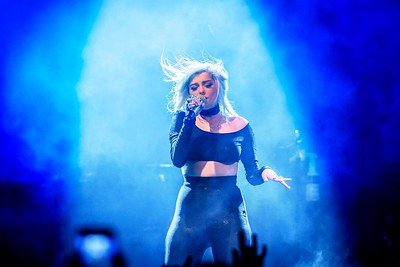 Bebe Rexha Performs in Toronto
