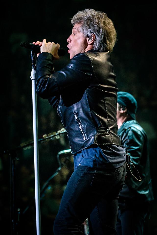 MUSIC - Bon Jovi Performs in Toronto