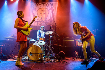 Boytoy Perform in Toronto
