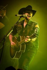 Brett Kissel Performs in Toronto