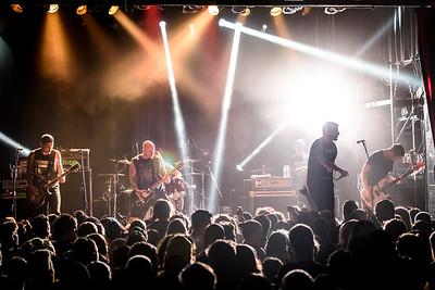 MUSIC - Comeback Kid Perform in Toronto