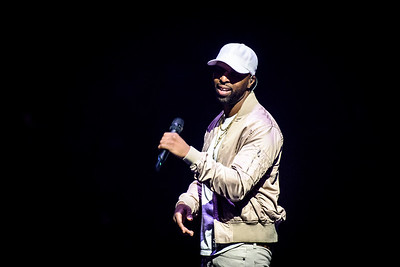 DVSN Performs in Toronto