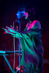 Dear Rouge Performs in Toronto