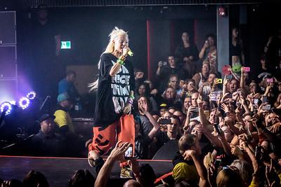 Die Antwoord Performs in Toronto
