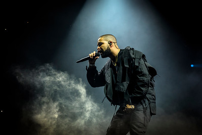 Drake Performs in Toronto