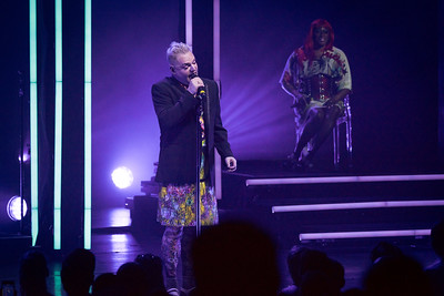 Erasure Performs in Toronto