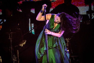 Evanescence Performs in Toronto