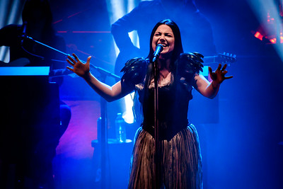 Evanescence Perform in Toronto