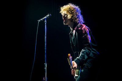 Francesco Yates Performs in Hamilton