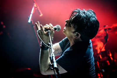 Gary Numan Performs in Toronto