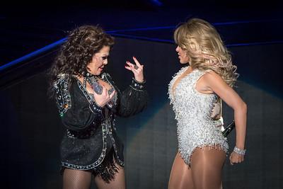 Gloria Trevi & Alejandra Guzman  Perform in Toronto