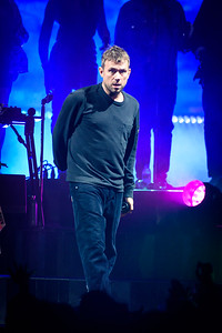 Gorillaz Perform in Toronto