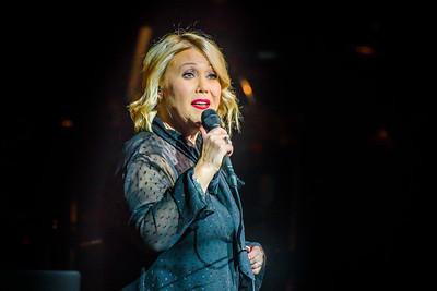 Jann Arden Performs in Toronto
