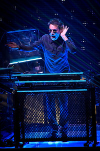 Jean-Michel Jarre Performs in Toronto