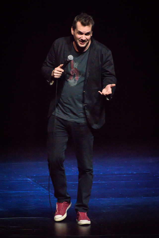 Jim Jefferies Perform in Toronto