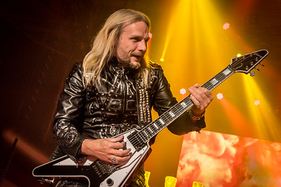 Judas Priest Performs in Oshawa