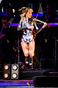 Lindsey Stirling  Performs in Toronto