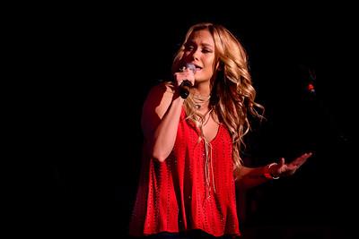 Meghan Patrick Performs in Toronto