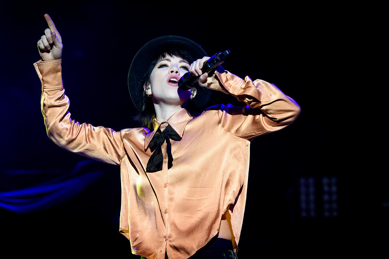 MUSIC - Carly Rae Jepsen Performs in Hamilton