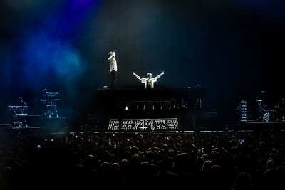The Chainsmokers Perform in Toronto