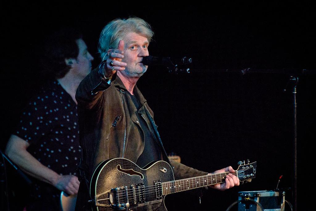Tom Cochrane Performs in Toronto