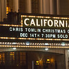 ADORE, Chris Tomlin, @ the California Theater, San Jose, CA. December 14, 2015