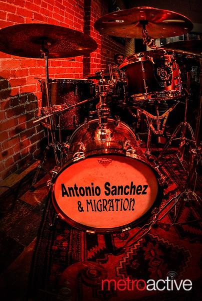 Antonio Sanchez & Migration ~ Cafe Stritch 29 Jun 2015