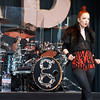 "Garbage performing at BFD 2012 held on June 2nd, 2012 at the Shorline Amphitheater.  Photo by Peter Adams / In Startup Land - <a href=""http://www.instartupland.com"">http://www.instartupland.com</a>"