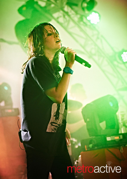 """K.Flay performing at BFD 2012 held on June 2nd, 2012 atthe Shorline Amphitheater.  Photo by Peter Adams / In Startup Land - <a href=""""http://www.instartupland.com"""">http://www.instartupland.com</a>"""