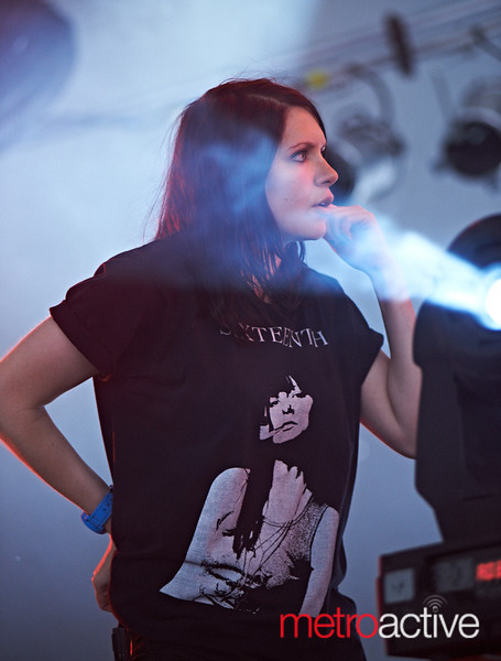 "K.Flay performing at BFD 2012 held on June 2nd, 2012 atthe Shorline Amphitheater.  Photo by Peter Adams / In Startup Land - <a href=""http://www.instartupland.com"">http://www.instartupland.com</a>"