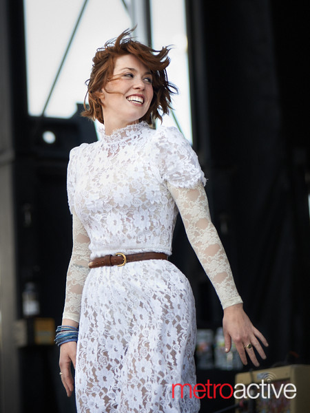 "Grouplove performing at BFD 2012 held on June 2nd, 2012 at the Shoreline Amphitheater.  Photo by Peter Adams / In Startup Land - <a href=""http://www.instartupland.com"">http://www.instartupland.com</a>"