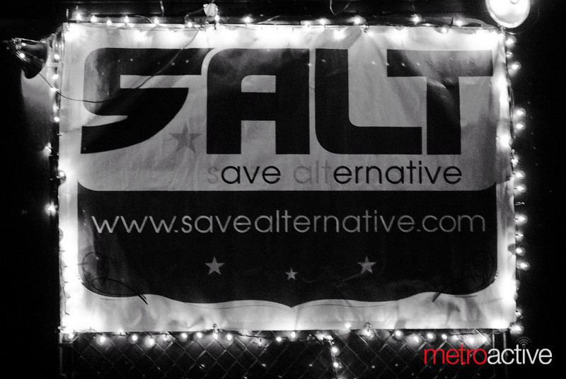 Save Alternative has been holding weekly free shows at the Blank Club to promote local bands.<br /> <br /> Photo by Jessica Shirley-Donnelly, JRSD Photography
