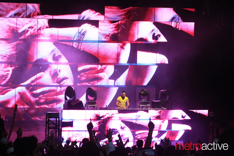 Tiesto, Images by: C.J.
