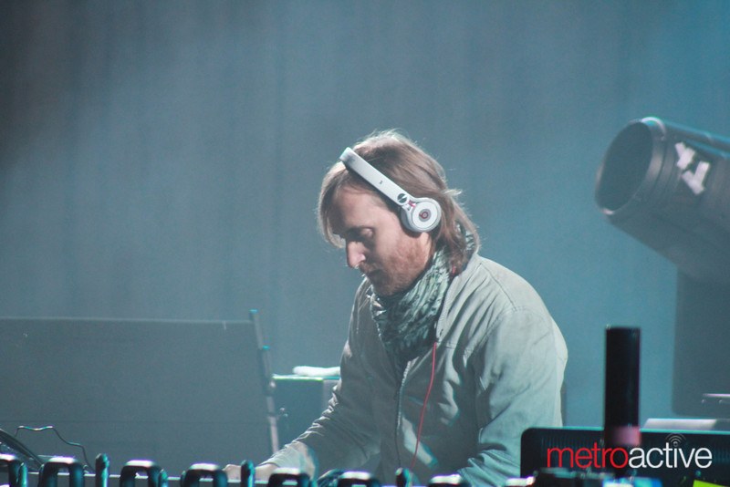 David Guetta, Images by: C.J.