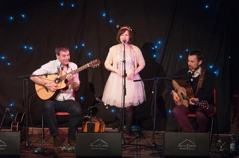 Tim Edey / Isobel Crowe / Alistair Cassidy
