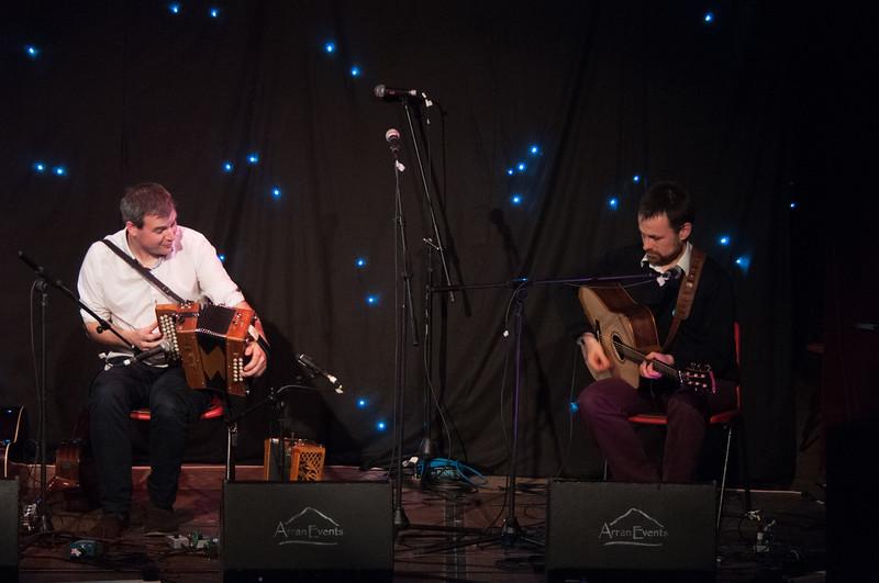Tim Edey and Alistair Cassidy