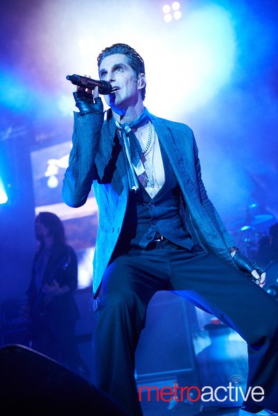 """Jane's Addiction performing at  BFD 2012 held on June 2nd, 2012 atthe Shoreline Amphitheater.  Photo by Peter Adams / In Startup Land - <a href=""""http://www.instartupland.com"""">http://www.instartupland.com</a>"""