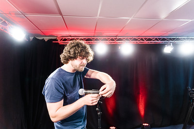 Andy in Blackbox Pro Audio / Glasgow
