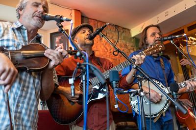 Carpenter & May Band