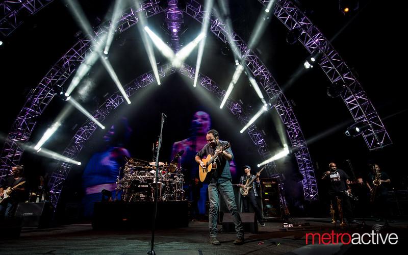 Dave Matthews Band @ The Shoreline Amphitheater, September 11, 2015.