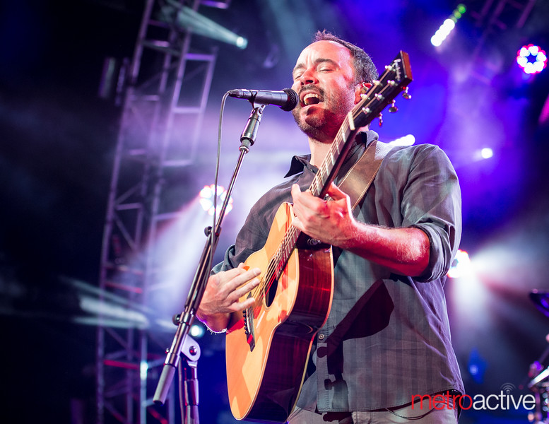 Dave Matthews Band @ The Shoreline Amphitheater, September 11, 2015.
