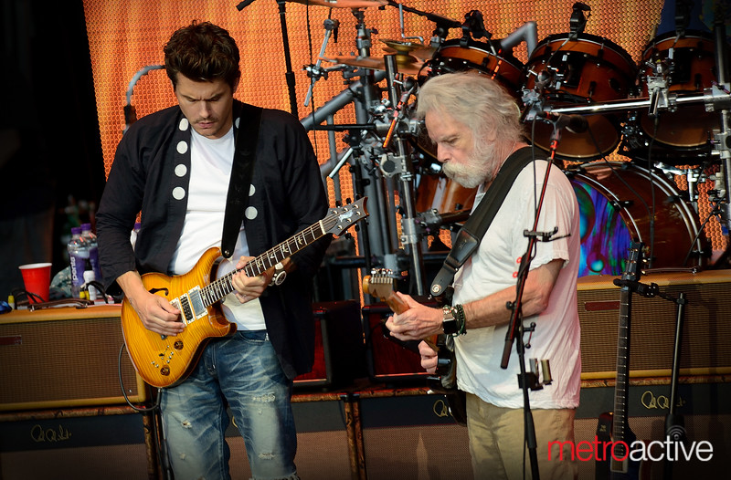 John Mayer & Grateful Dead - Fan (submitted) Photo