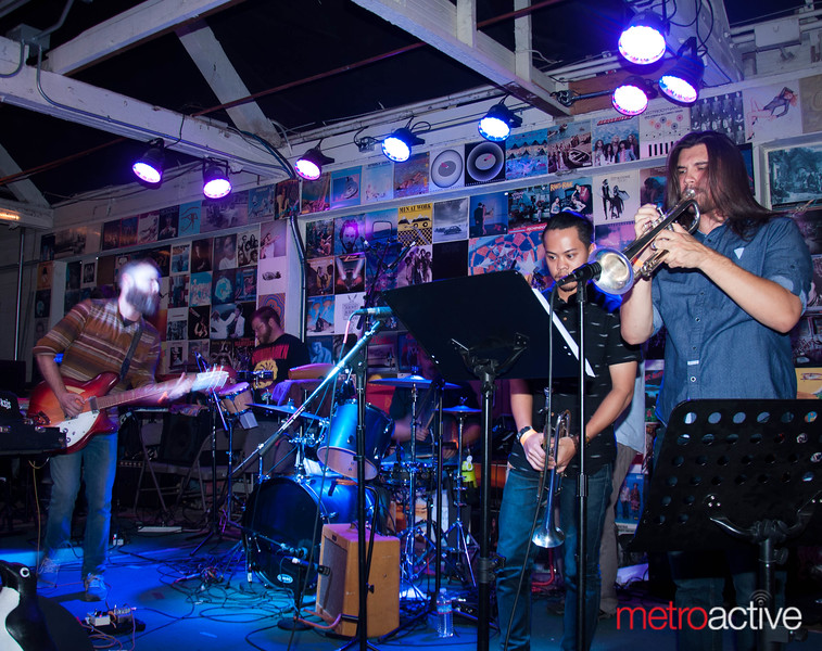 Dogcatcher at SLG Art Boutiki, Aug. 29, 2016