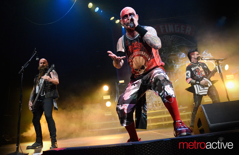 5FDP at the Shark Tank ~ Halloween Night 31 October 2016