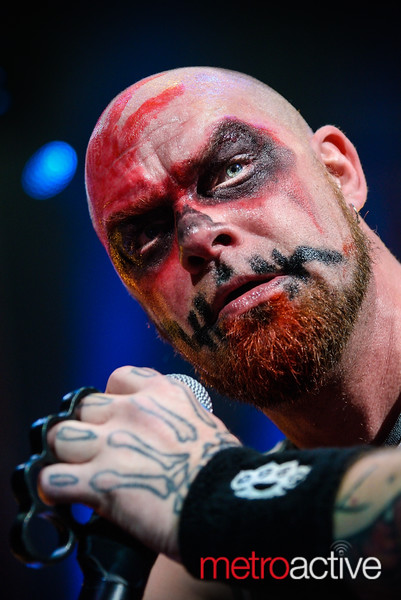 Ivan Moody (singer) Five Finger Death Punch