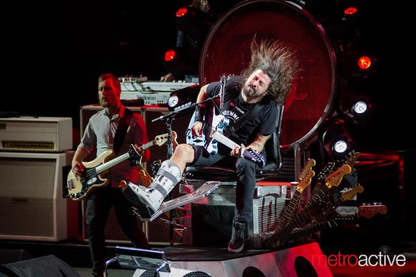 Foo Fighters & Gary Clark Jr.
