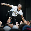 Tory Lanez climbs his way onto the lawn!
