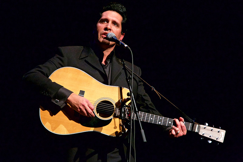 PHOTOS: James Garner's Tribute to Johnny Cash