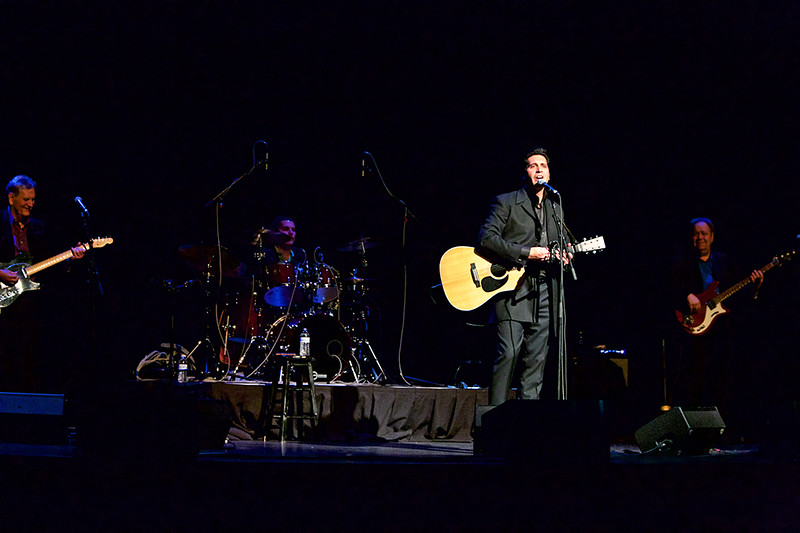 James Garner's Tribute to Johnny Cash